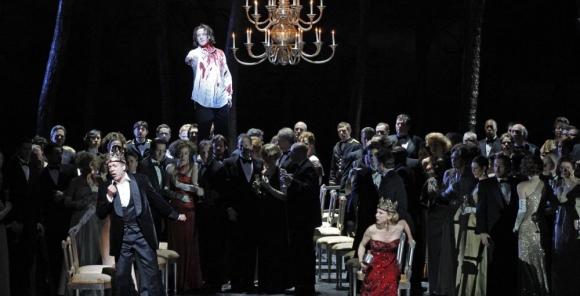 Makbet, metropolitan opera