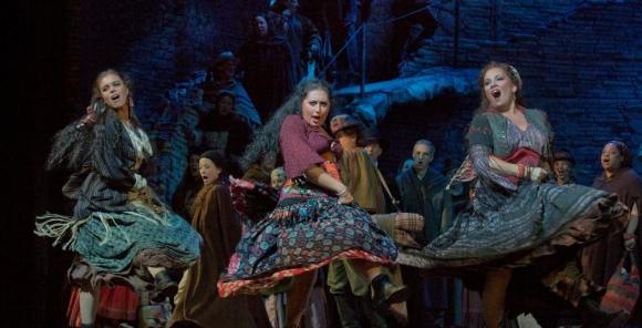 Carmen metropolitan opera