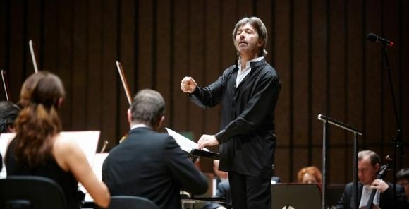 Ivan Monighetti wiolonczela Filharmonia Łódzka