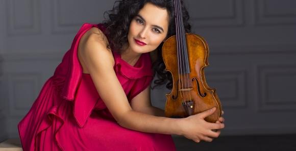 Alena Baeva violin