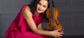 Alena Baeva skrzypaczka